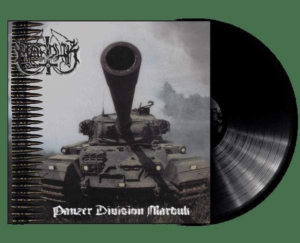 Image of Marduk - Panzer Division Marduk Black Lp