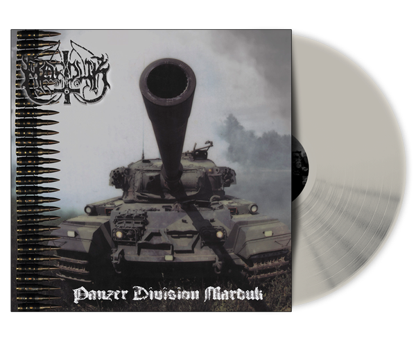 Image of Marduk - Panzer Division Marduk Clear Lp