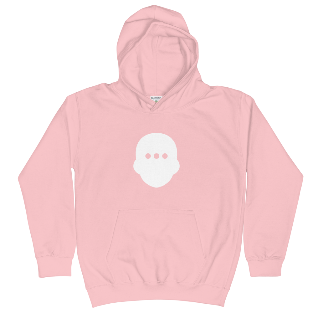 "Kids ""3 Dots"" Hoodies"