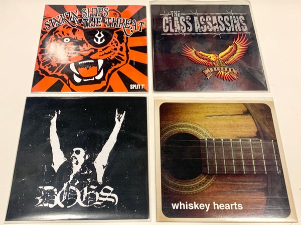 Image of Various 7inch records