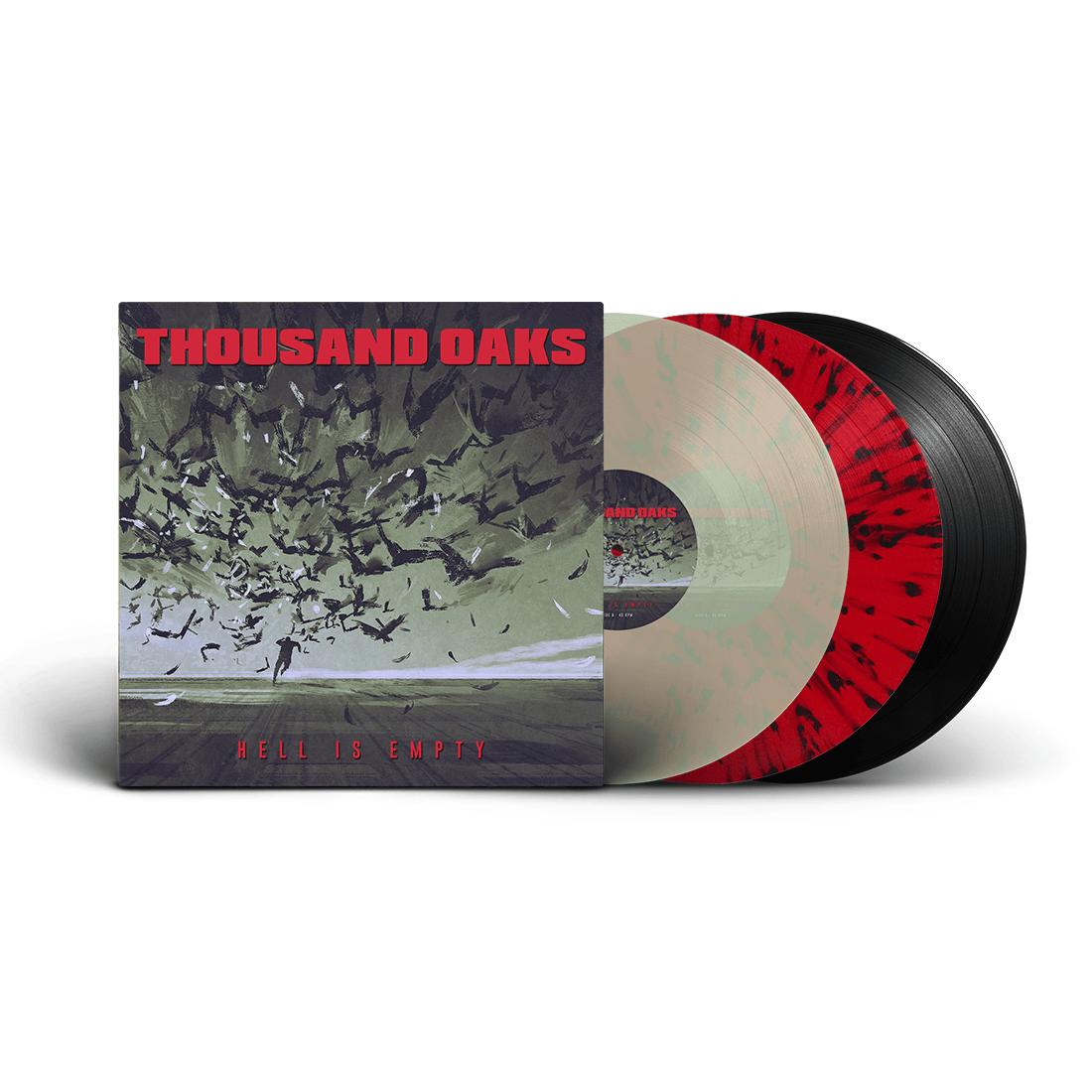 Thousand Oaks - Hell Is Empty (VINYL)