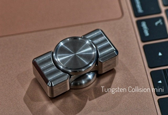 Image of Tungsten collision mini drop time is 16th October 9:00pm EST