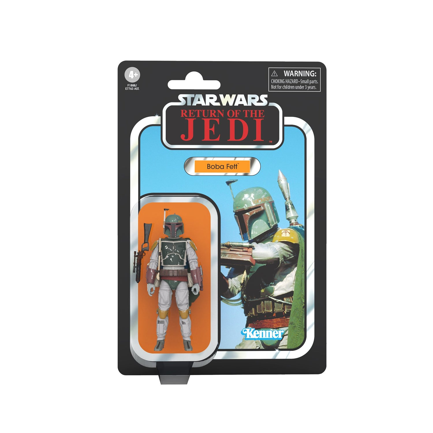 Image of Star Wars The Vintage Collection Boba Fett