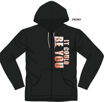 Image of M.M.M.F.D  : IT COULD BE YOU 2020 Edition Hoodie