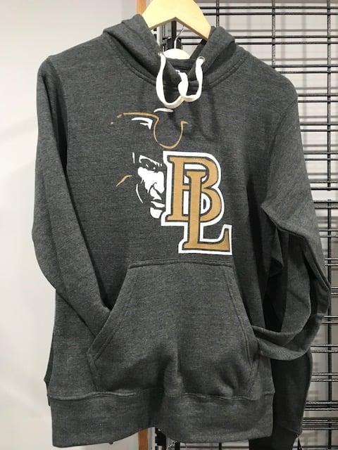 Image of Ben Logan Triblend hoodie