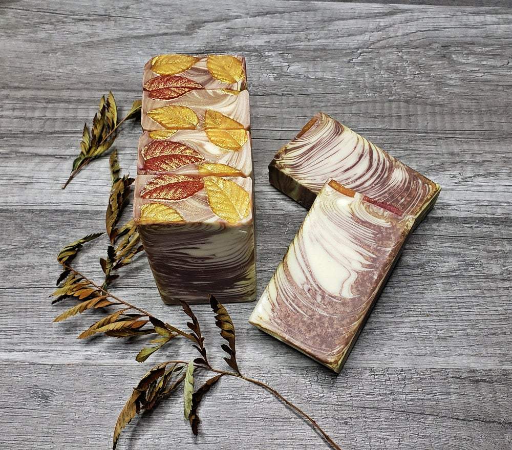 Image of BIRCHWOOD AND VANILLA COLD PROCESS SOAP