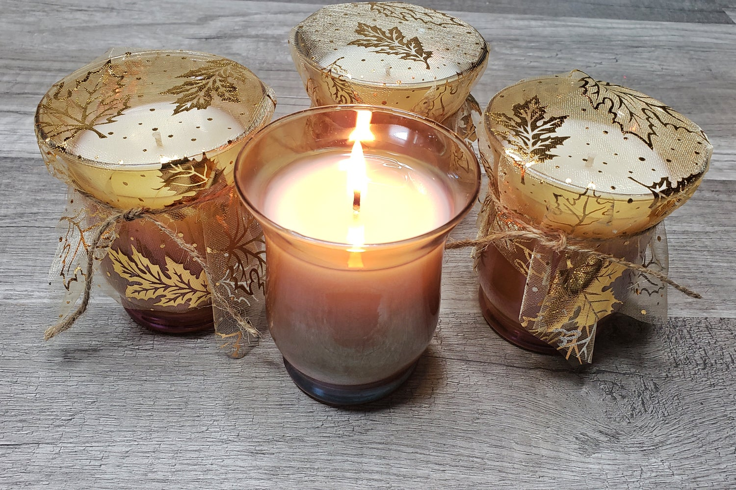 Image of Cashmere Blossom Soy Candle