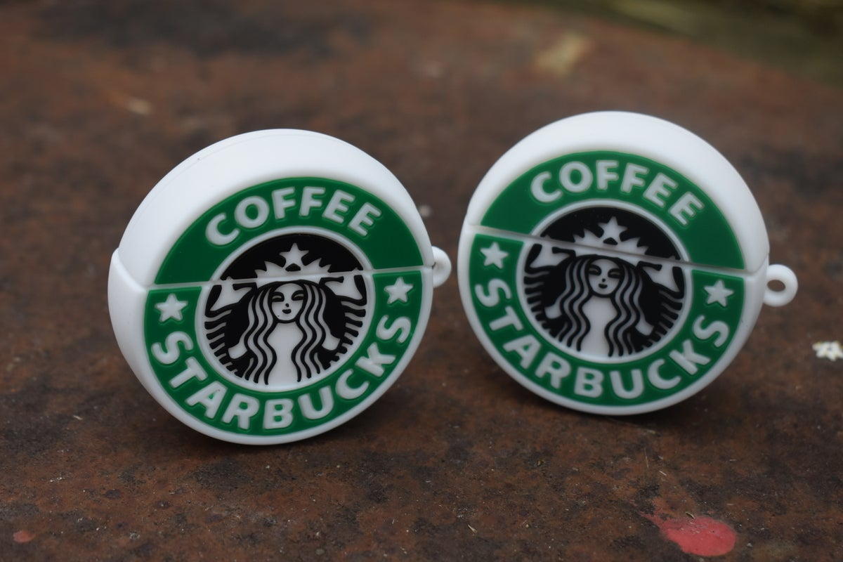 Image of Coffee logo airpod pro case