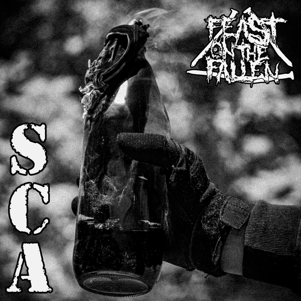 Image of S.C.A - Physical CD
