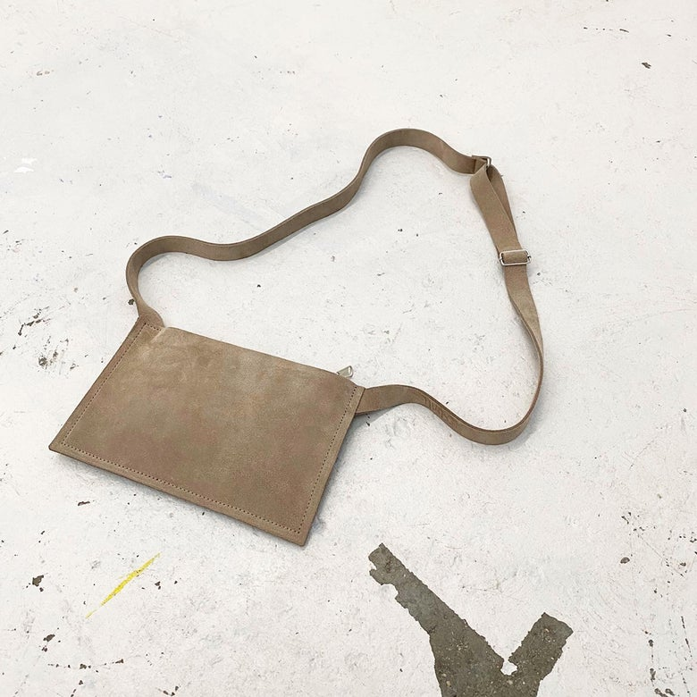 Image of THATBOII - leather bag