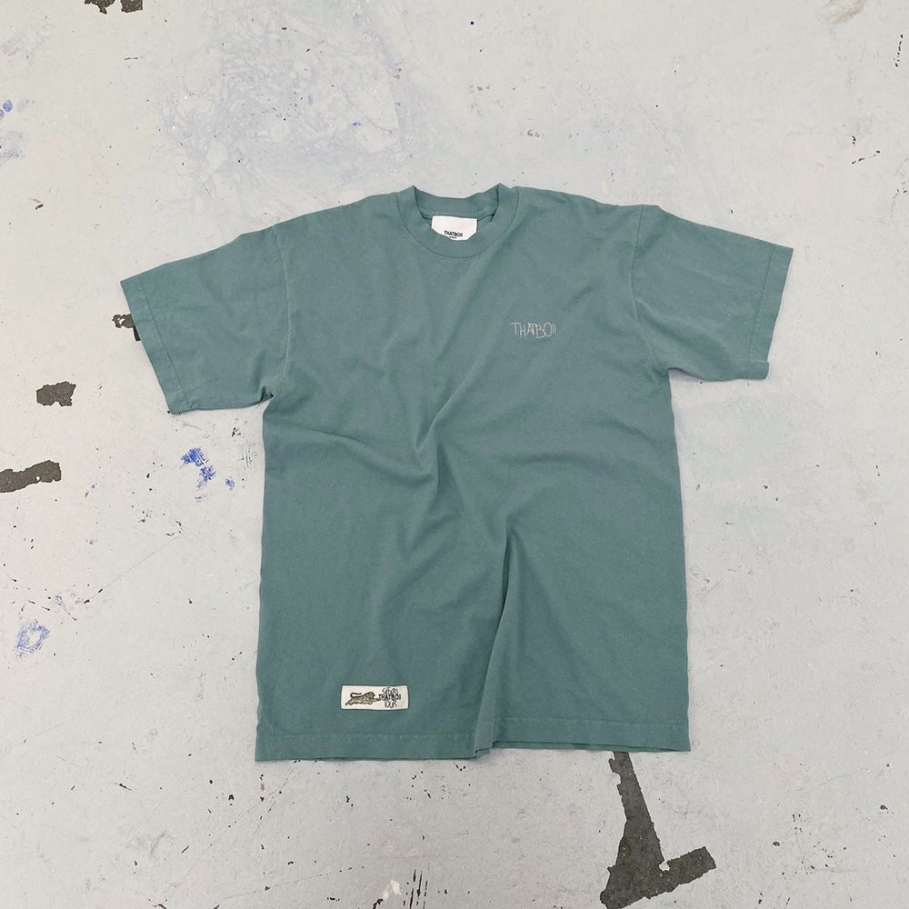 Image of THATBOII - classic tee mint
