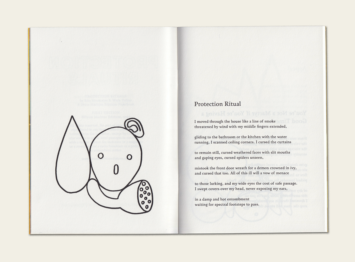 Image of PROTECTION RITUALS by Rita Mookerjee & Wade Tullier
