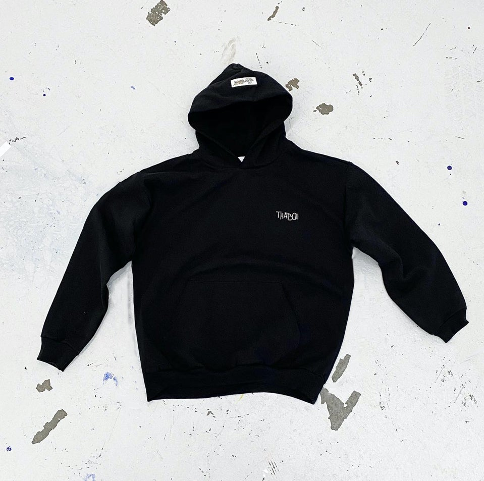Image of THATBOII - heavy cotton hoodie