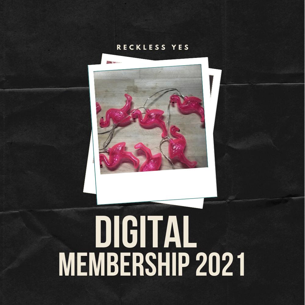 Image of Digital membership 2021