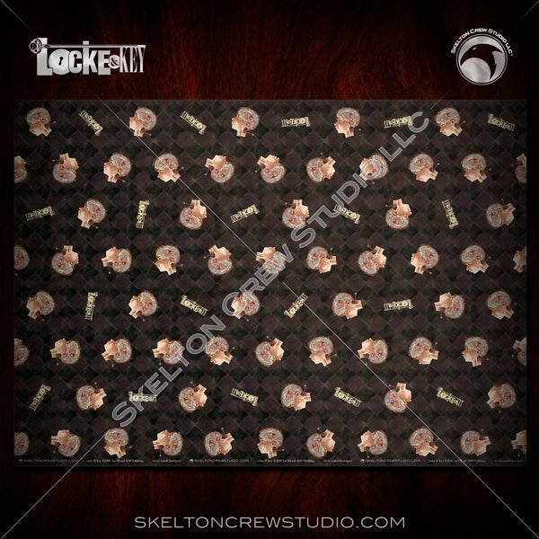 Image of Locke & Key: Bode Print Wrapping Paper! SALE!