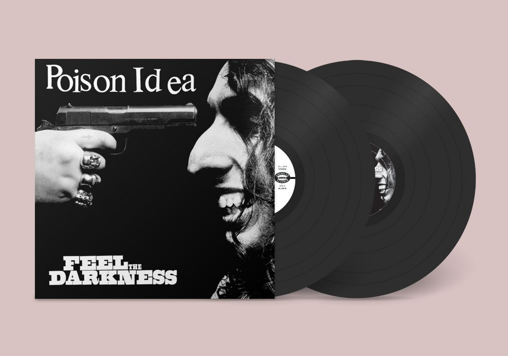 "Image of POISON IDEA ""Feel The Darkness"" 2xLP"
