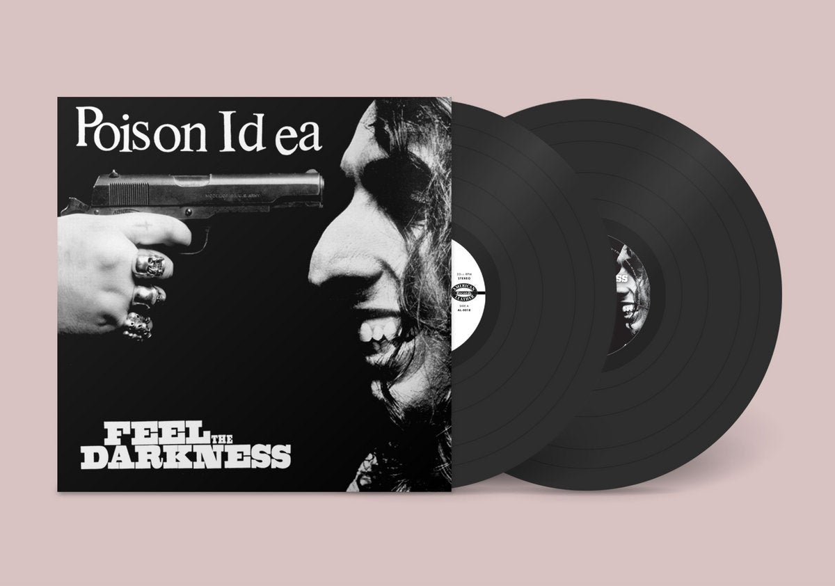 """Image of POISON IDEA """"Feel The Darkness"""" 2xLP"""