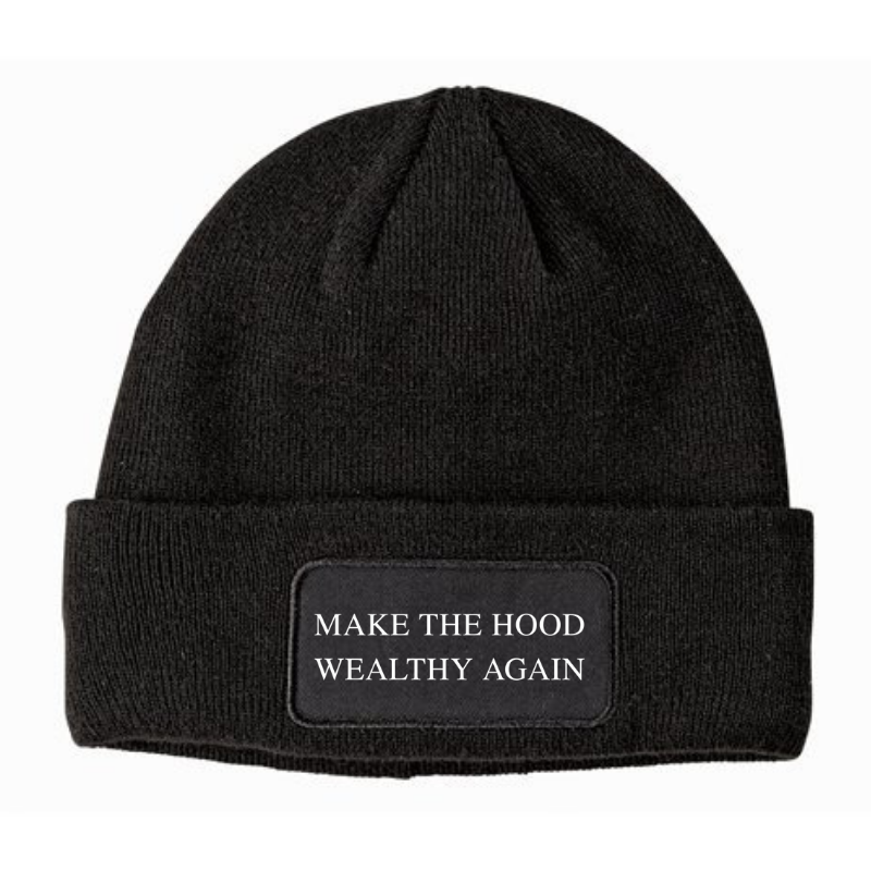 Image of Wealthy Beanie (More Colors Available)