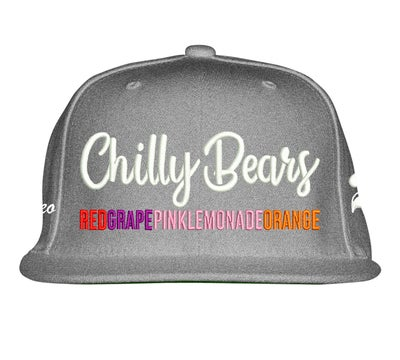 Image of The Original Charleo Chilly Bear Flat Brims