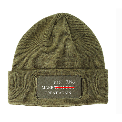 Image of East Jeff Beanie (More Colors Available)