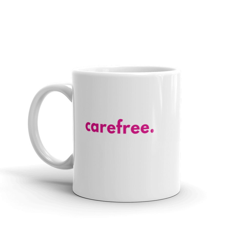 Image of The Baby Pinks Carefree Mug