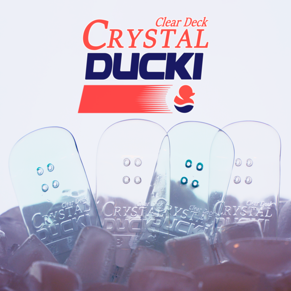 Runner - Clear (Crystal Ducki)