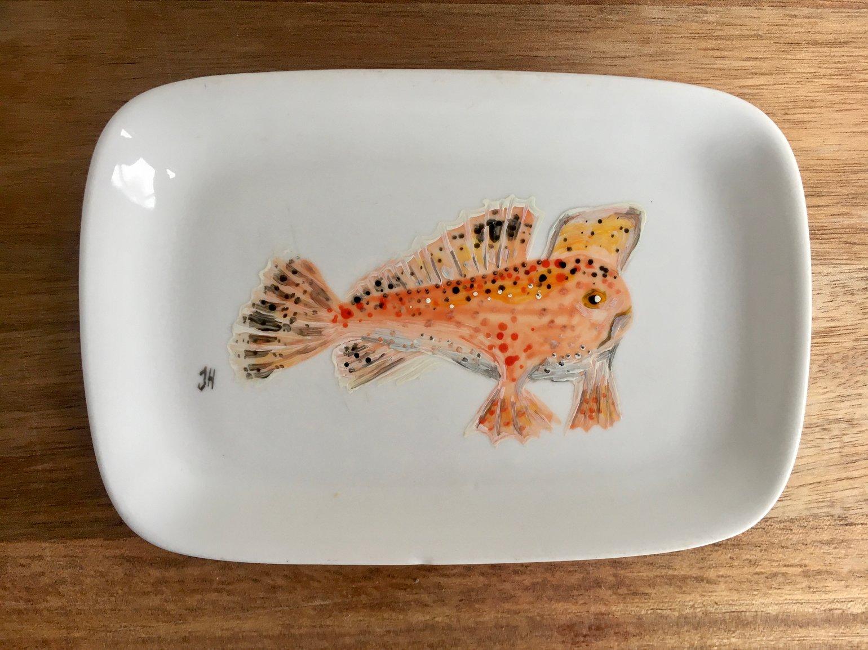 Image of Spotted Handfish Trinket Dish