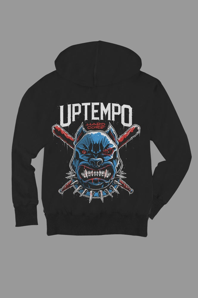 Image of Uptempo Bullog Zip Hoodie ltd. Edition