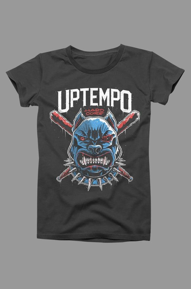 Image of Uptempo Bulldog  T-Shirt ltd Edtion