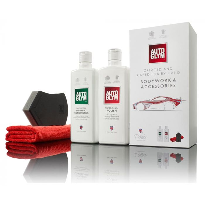 Image of Bodywork & Accessories Kit