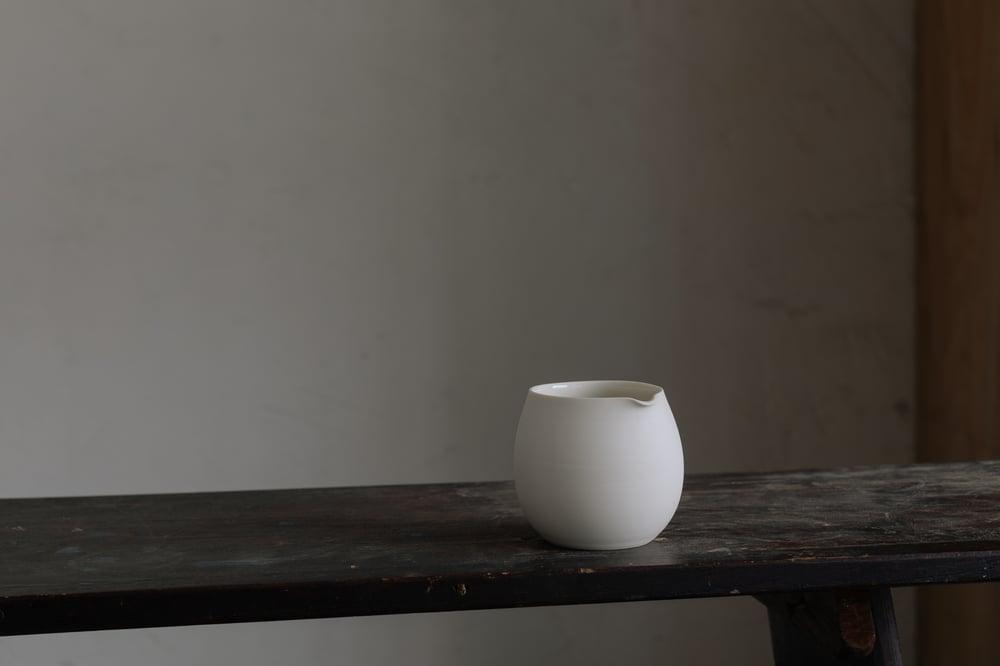 Cream Porcelain Jug