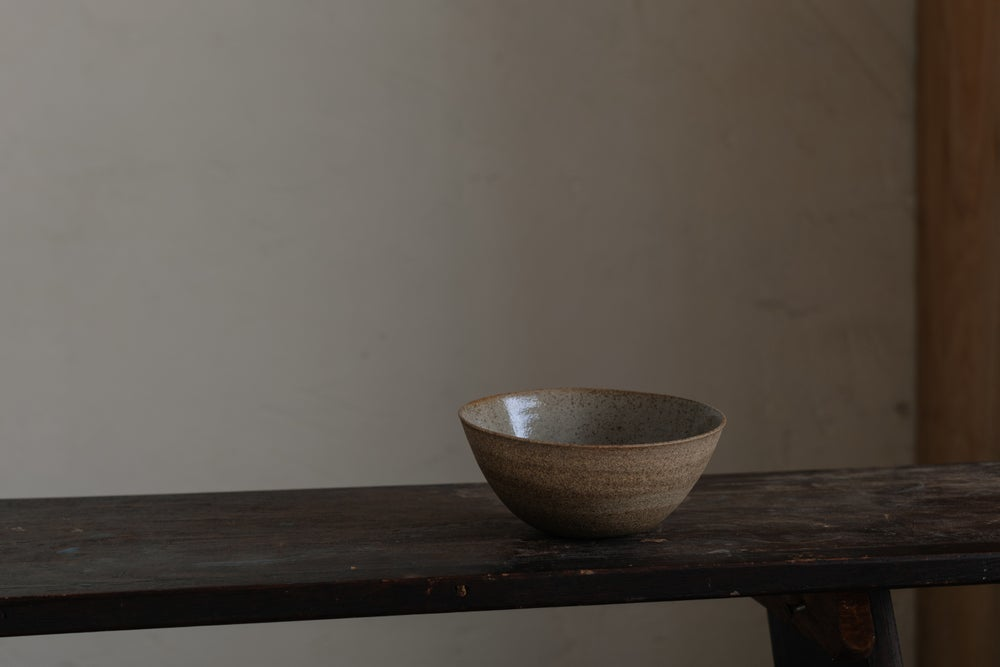 Stoneware Small Bowl