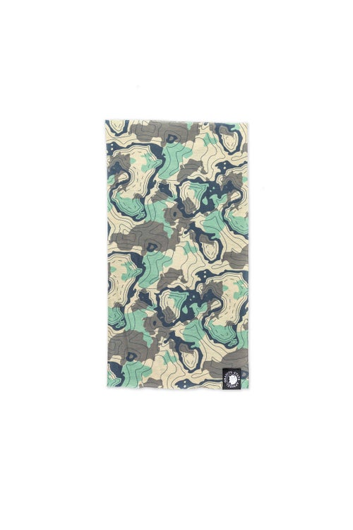 Image of Neck Gaiter- Forest Camo