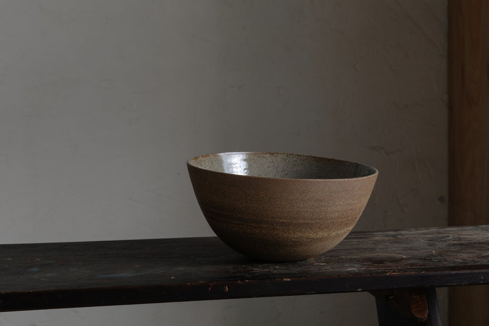 Stoneware Small Serving Bowl