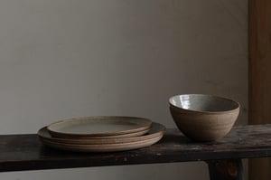 Stoneware 6 Piece Tableware Set