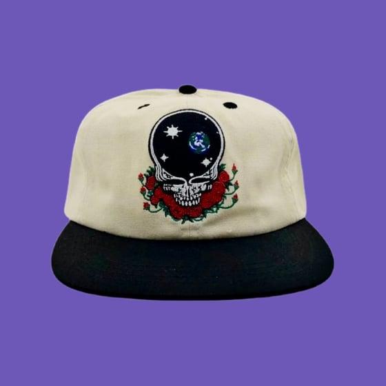 Image of NEW SYF 100% Natural Hemp Snapback Hat!!