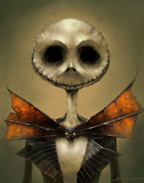 Image of Jack Skellington