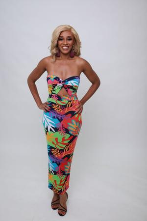 Image of Sunny Dais Maxi Dress