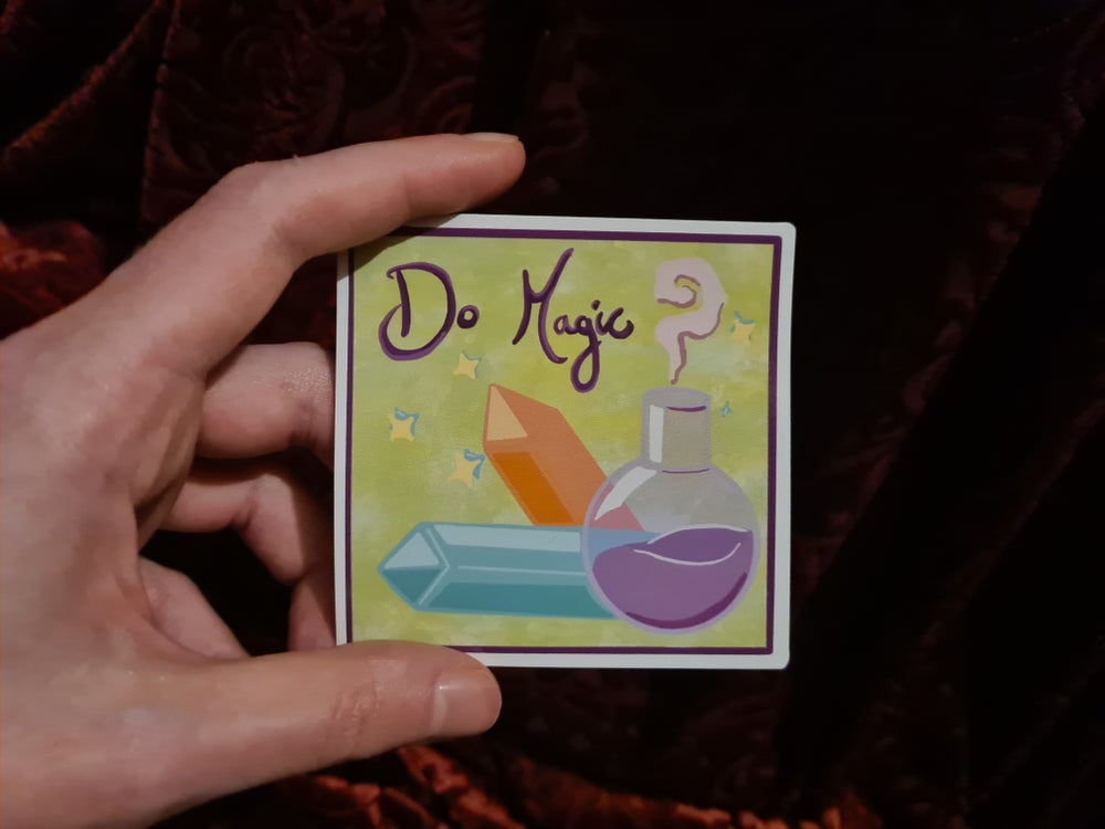Image of Do Magic - Sticker