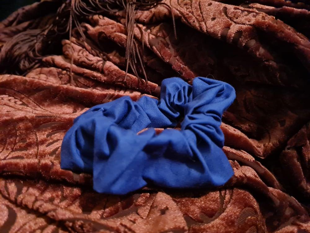 Image of Royal Purple - Scrunchie