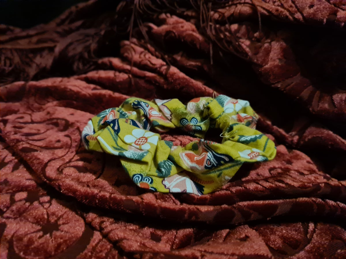 Image of Flutterbys - Scrunchie