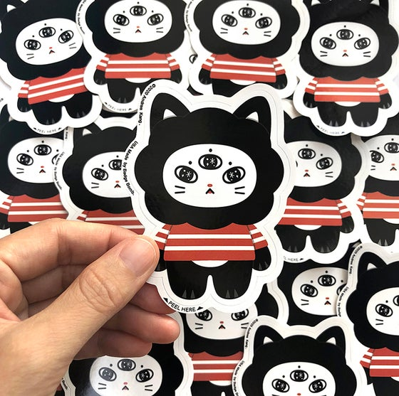Image of Coven Cat Sticker