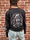 David Victor Welcome Horse & Barb Wire  Long Sleeve