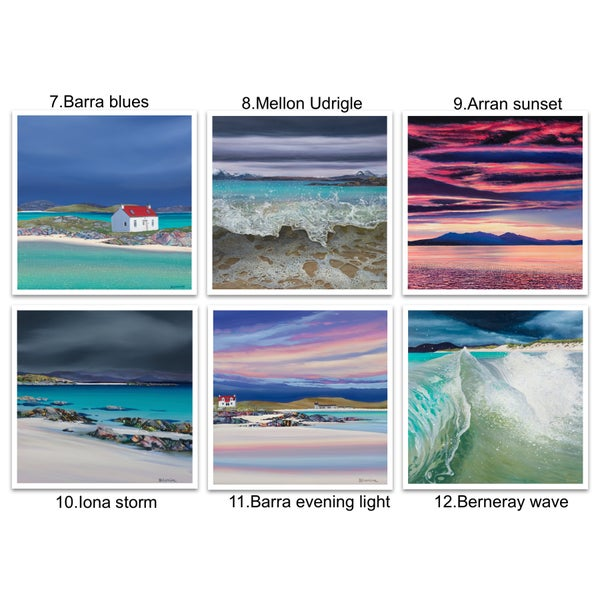 Image of Greetings cards 7-12