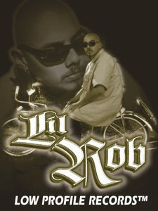 Image of Lil Rob Poster