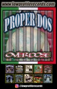 Image of Proper Dos OverDose Poster