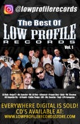 Image of The Best Of Low Profile Records Poster