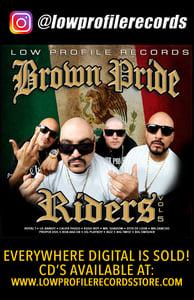 Image of Brown Pride Riders Vol. 5 Poster