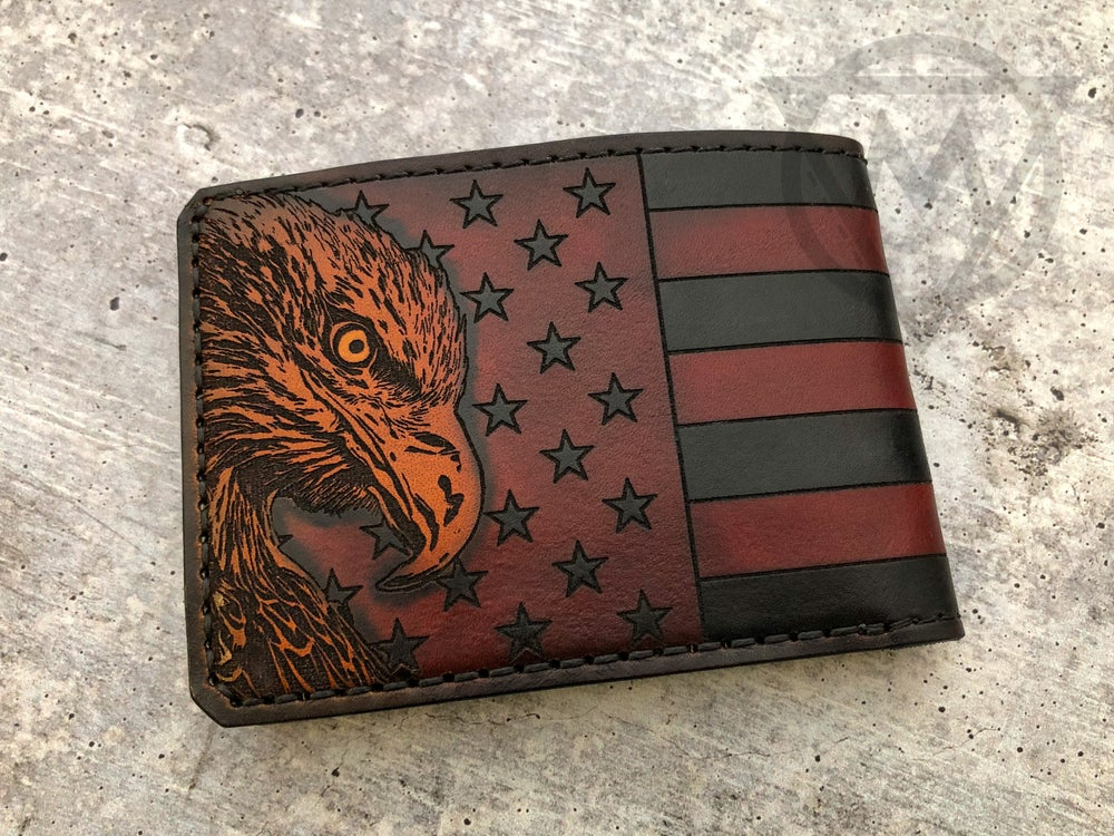 Image of Wings Of Liberty - Bifold
