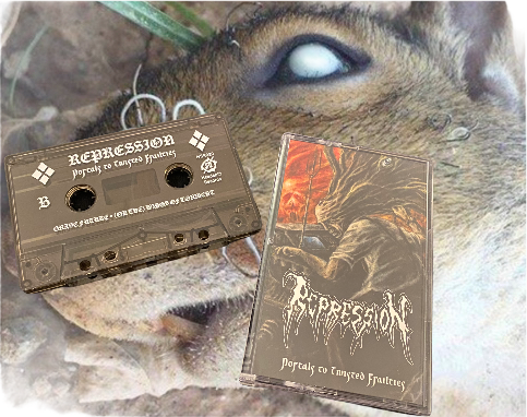 Image of REPRESSION - Portals to twisted frailties